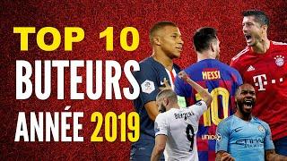 VIDEO: Lewandowski, Messi, Mbappé, Benzema, Ronaldo... TOP 10 BUTEURS de l'année 2019 !