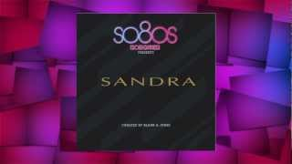 SANDRA - so8os [so eighties] - 5 Fragen/5 Questions