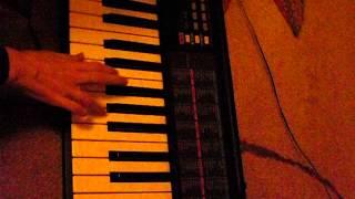 KontárSzinti - Naruto Shippuuden - Bijuu Song - Piano