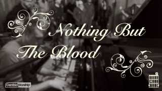 "Gambar cover ""Nothing But The Blood"" Lyric Video"
