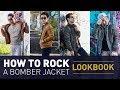 How to Wear a Bomber Jacket | Men's Flight Jacket Style Lookbook
