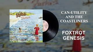 Genesis - Can-Utility and the Coastliners (Official Audio)