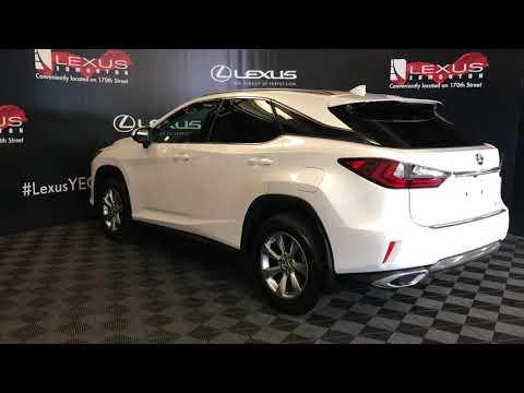 White 2019 Lexus RX Standard Package Review Edmonton Alberta - Lexus of Edmonton