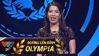 ĐƯỜNG LÊN ĐỈNH OLYMPIA 17 | CUỘC THI QUÝ 3 | VTV GO