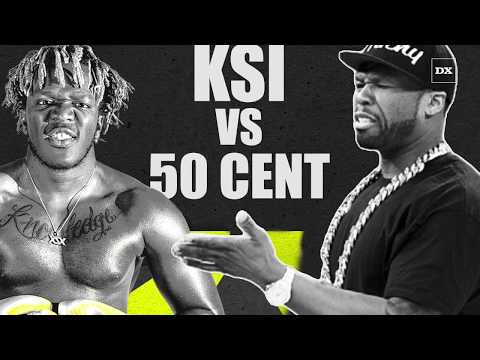 KSI Says He Could Beat 50 Cent & Tory Lanez In A Boxing Match
