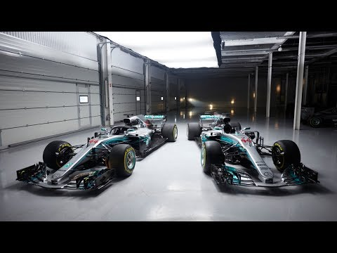 2018 vs. 2017 Mercedes F1 Car Explained