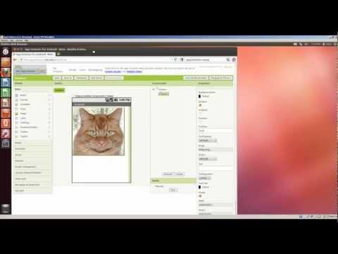 Install App Inventor in Ubuntu 12.04 Desktop