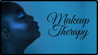 MAKEUP THERAPY | DRAMATIC MONOCHROMATIC LOOK | BISOLASPICE