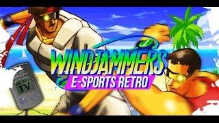 Windjammers: Los e-Sports RETRO | MERISTATION Memory Card