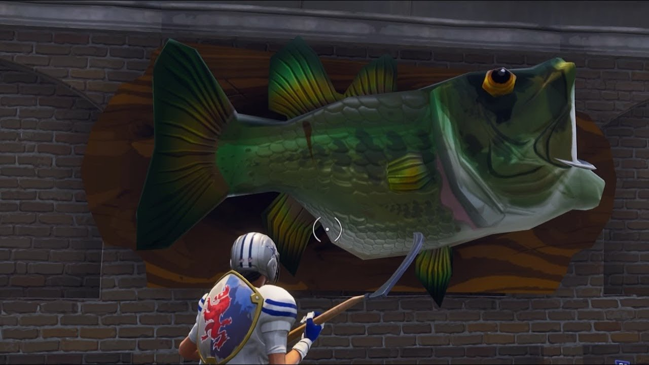 Image result for fortnite fish trophy