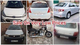 Maruti Zen Lx /Standard Bullet /Toyota Corolla /Swift Vdi /Alto Lxi /Hyundai i10 /Jatta De Jhaaj/Car