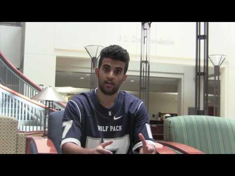 University of Nevada, Reno Student Interview