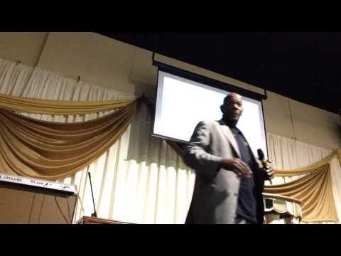 Altar ministry -- Evangeliat Gilbert White