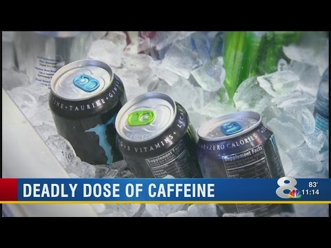 Looking for a boost: Death of South Carolina teen highlights caffeine dangers