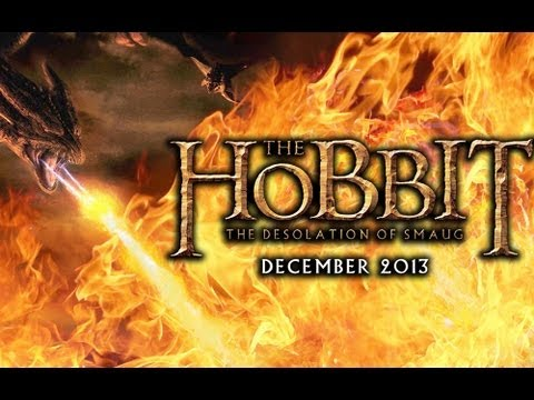 """The Hobbit: Desolation Of Smaug"" EPIC TRAILER MUSIC MIX: Audiomachine - AGE OF DRAGONS,NEW BEGIN..."