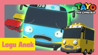 Tayo Lagu Pembukaan Tema Versi mobil ajaib l lagu untuk anak-anak l Tayo bus kecil