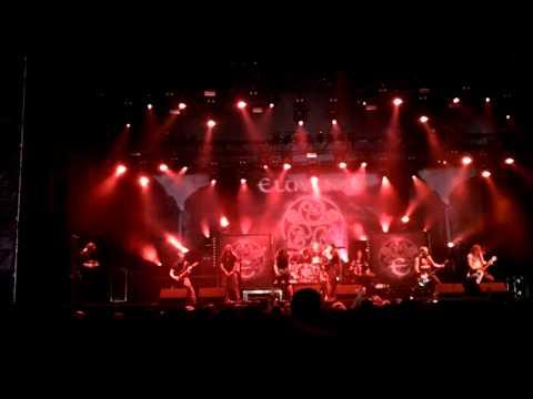 Eluveitie - Neverland Live @ Graspop 2012