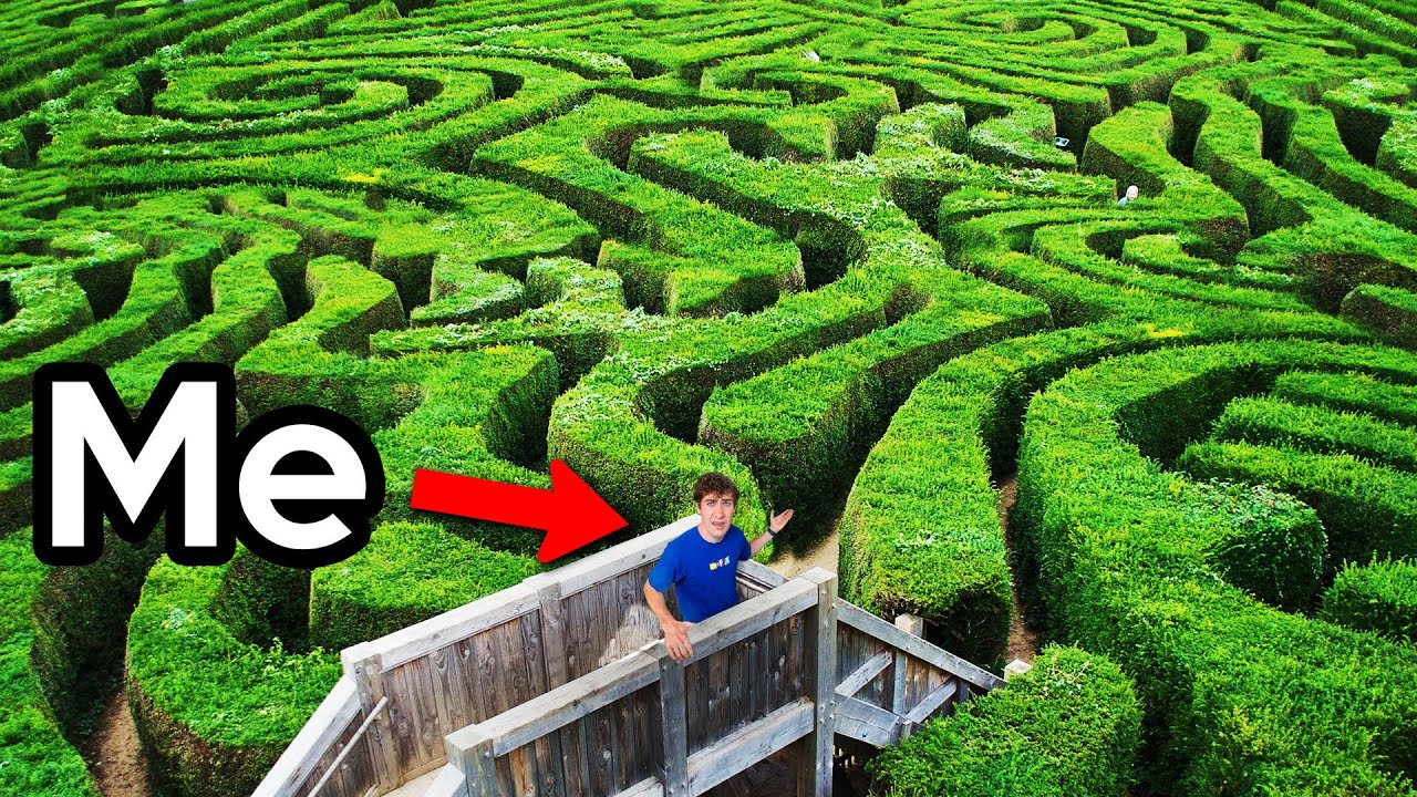 Download Can You Escape The World's Most Difficult Maze?