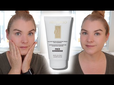 Skin and Co Roma Truffle Therapy Polishing Micro-Exfoliating Truffle Face Gommage Review