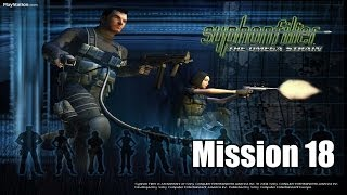 Let's Play Syphon Filter 4: The Omega Strain - Mission 18 - Chechen Terrorist Base (Ukraine)
