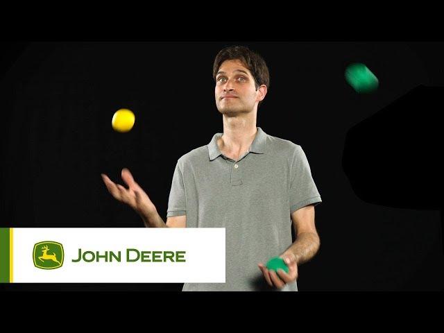 S700 John Deere - L'automazione della raccolta