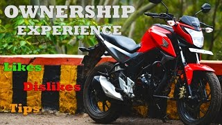Ownership Experience | Honda Hornet 160R | Likes Dislikes Tips