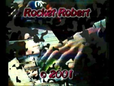 Rocket Robert - SPACE BASE BLUES