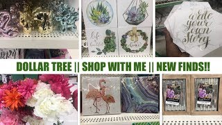 Dollar Tree || 💕 Shop With Me  || New Finds!! 💕