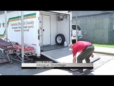 Mobile morgue