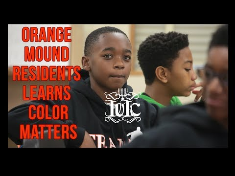 The Israelites:  Orange Mound Residents Learn Color Matters