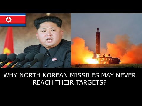 Thumbnail: WHY NORTH KOREAN MISSILES MAY NEVER REACH THEIR TARGETS?