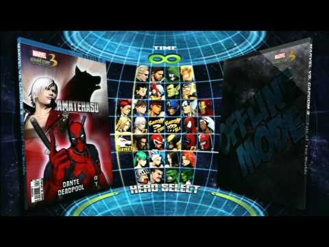 CGRundertow - MARVEL VS. CAPCOM 3 for Xbox 360 Video Game ...