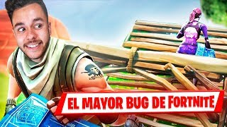 EL MAYOR BUG DE LA HISTORIA DE FORTNITE - TheGrefg