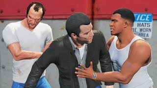 I've Discovered a SECRET Ending! (GTA 5 - Option B)