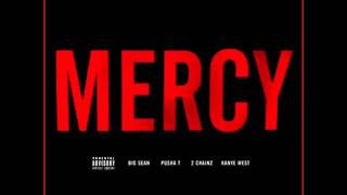 kanye west big sean pusha t ft 2 chainz mercy instrumental remake by rick hertz