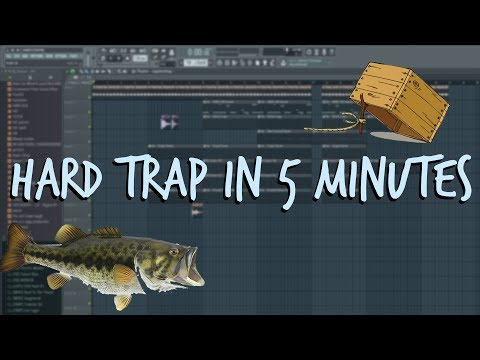 HOW TO MAKE SAMPLED TRAP