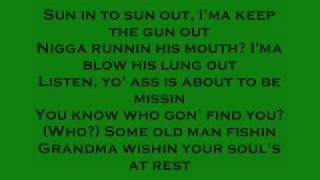DMX -Party Up In Here Lyrics