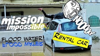 SAVING FLOODED RENTAL CAR | Retro Rip Archives | IBIZA, Spain