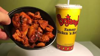 Bojangles Roasted Chicken Bites Review - 2 Minute Food Reviews