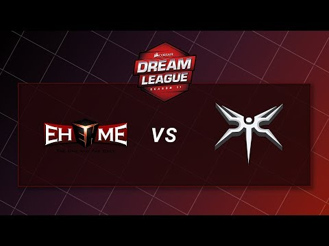 EHOME vs MNSKI - DreamLeague Season 11 - Game 3