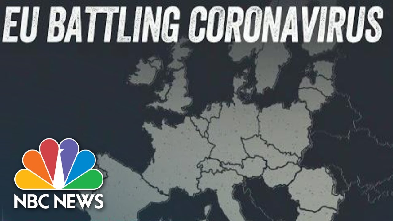 What The U.S. Can Learn From Europe's Coronavirus Strategy | NBC Nightly News