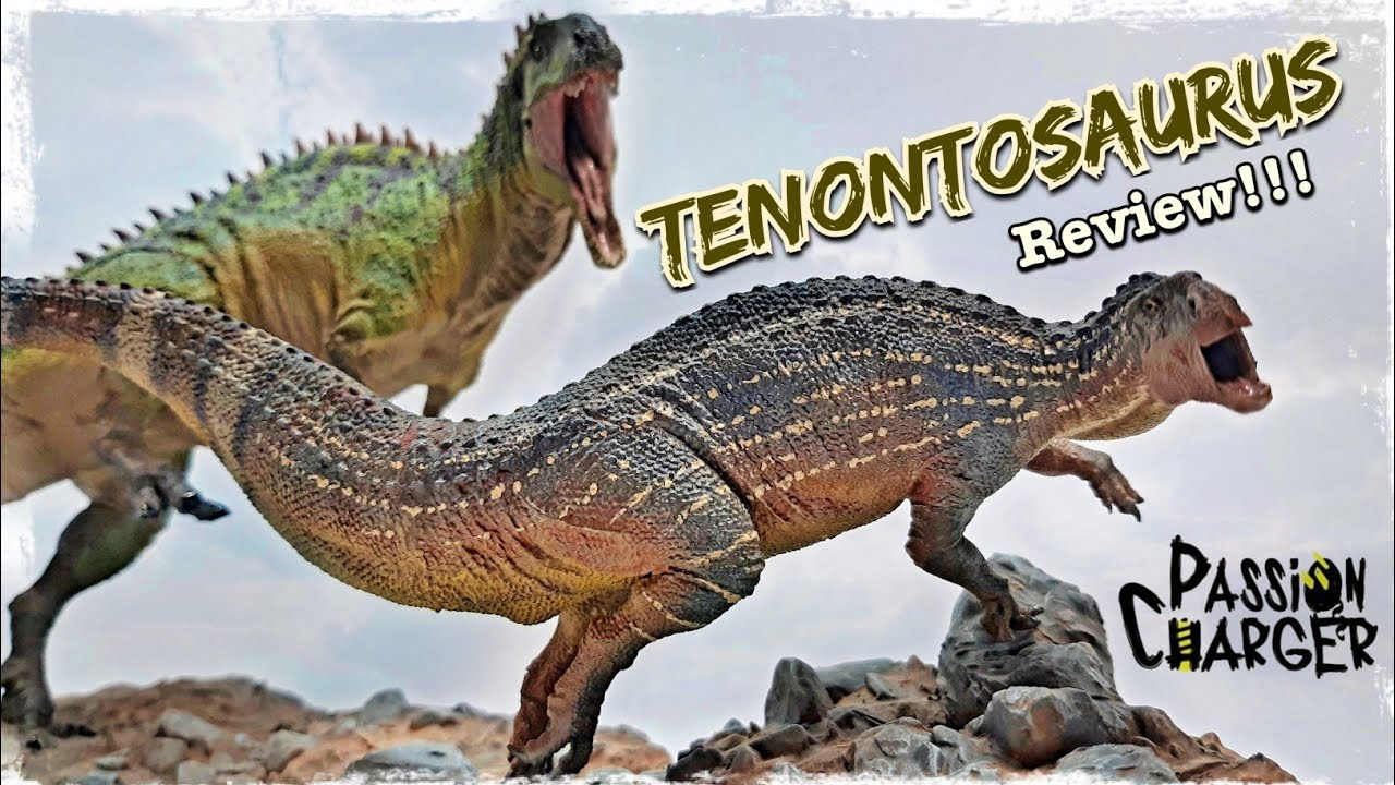 2021 Passion Charger 1/35 Tenontosaurus Review!!!