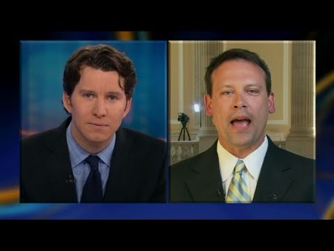 CNN: Blue Dog Dem, Heath Shuler blames both sides