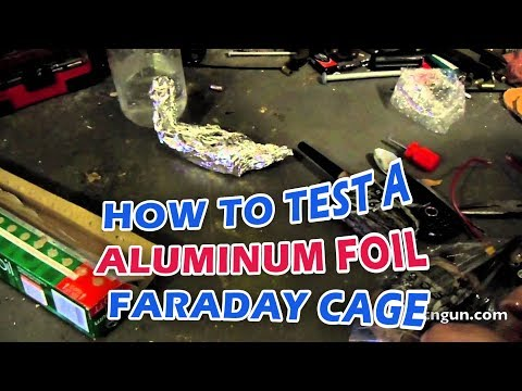 How to Test the Effectiveness of Different Homemade Faraday Cages