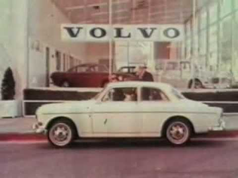 A sexist vintage Volvo advert featuring a wife
