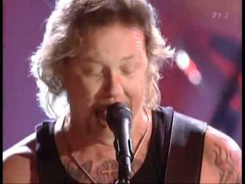 Metallica  St Anger American Music Awards 2003