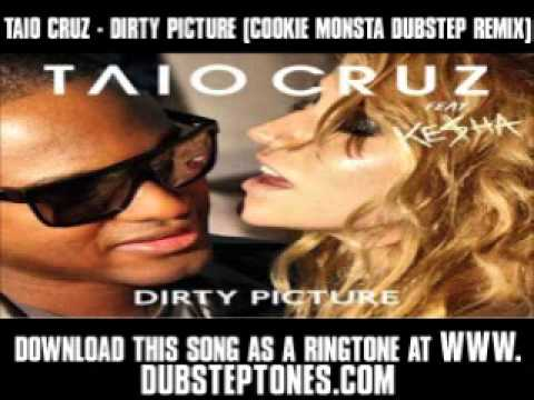 Taio Cruz - Dirty Picture (Cookie Monsta Dubstep Remix) [ New Video + Lyrics + Download ]