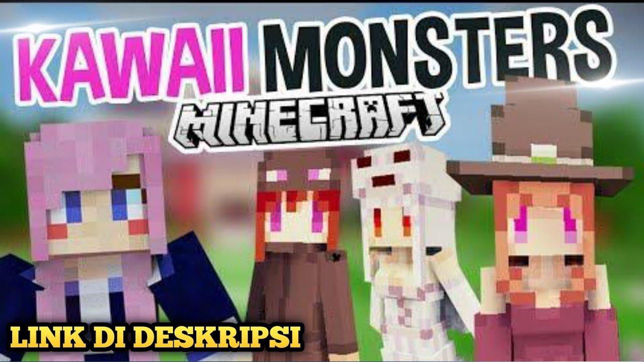 Lucu Banget😍   Minecraft Super Cute Model   Kalian Wajib Coba!!