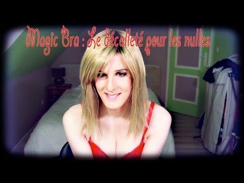 [XXY.fr] Magic Bra : Le décolleté pour les nulles - Cleavage for dummies thumbnail