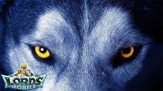 Рассказ Васи (Wolf Bazil) о фамильярах для войны || Lords Mobile